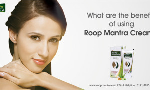 What are the Benefits of using Roop Mantra Cream?