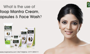 What is the Use of Roop Mantra Cream, Capsules and Face Wash?