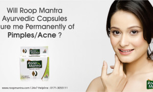 Will Roop Mantra Ayurvedic Capsules Cure me Permanently of Pimples/Acne?