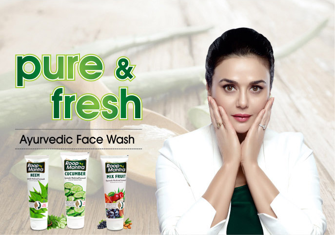 Roop Mantra Face Washes for all type skin