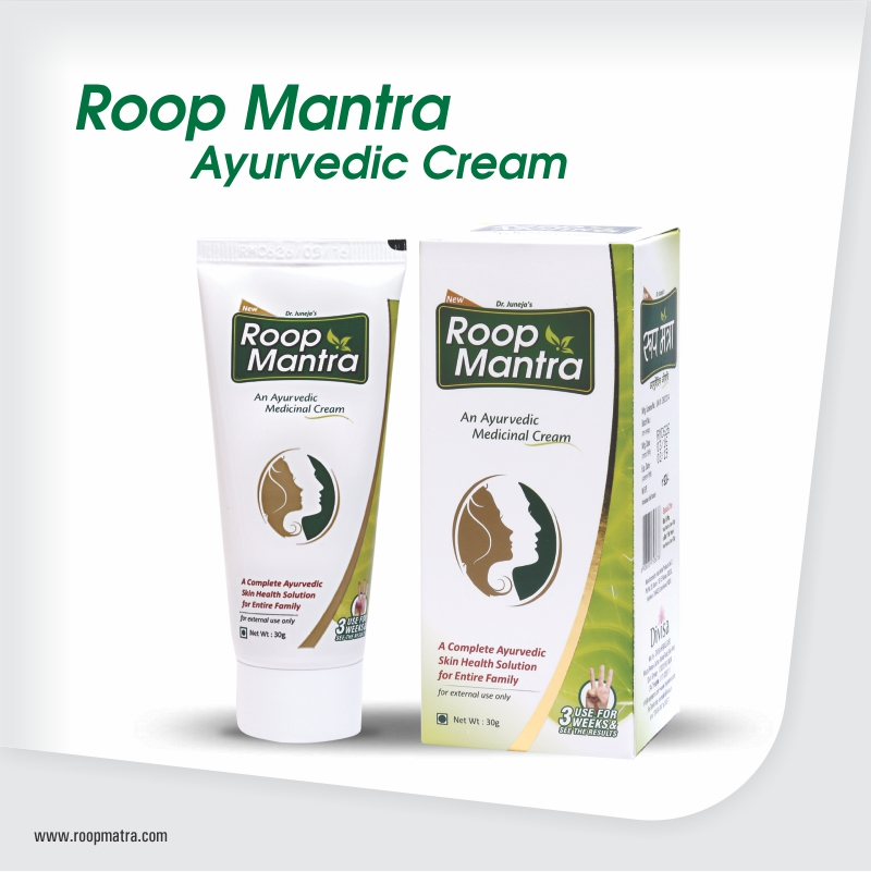 Roop mantra Cream for Dark Circles