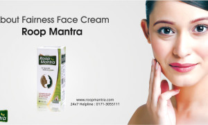 About Fairness Face Cream- Roop Mantra