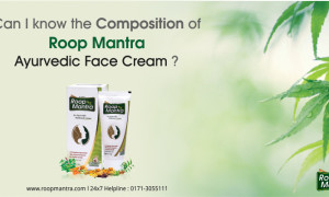 Can I know the composition of Roop Mantra Ayurvedic Fairness cream?