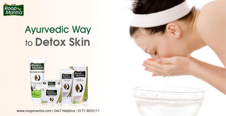 Ayurvedic-Way-To-Detox-Skin