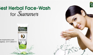 Best Herbal Face-Wash for Summer – Roop Mantra