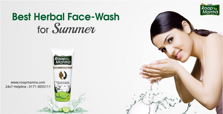 Best-Herbal-Face-Wash-For-Summer