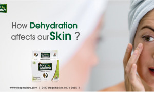 How Dehydration Affects our Skin?