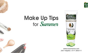 Make Up Tips for Summer – Roop Mantra