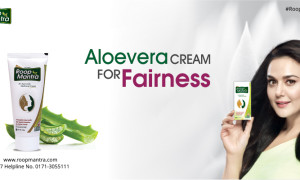 Aloe – Vera Cream for Fairness – Roop Mantra Beauty Products