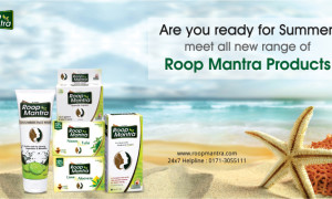 Are you ready for summer, meet all new range of Roop Mantra products