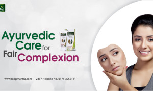 Ayurvedic Care for Fair Complexion