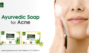 Ayurvedic Soap for Acne – Roop Mantra