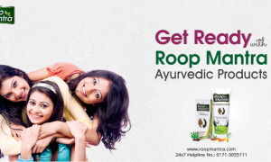 Get Ready with Roop Mantra Ayurvedic Products