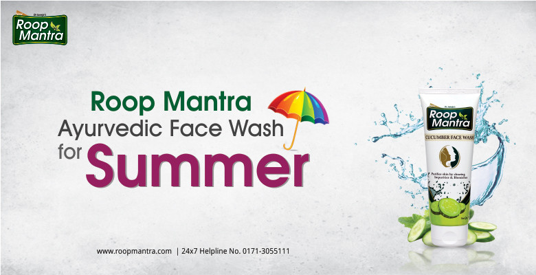 Roop-Mantra-Ayurvedic-Face-Wash-For-Summer