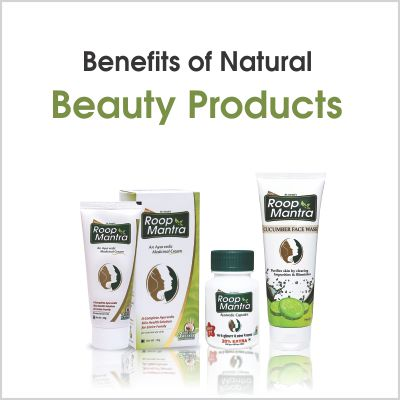 Benefits of Natural beauty products