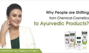Why people are shifting from chemical-cosmetics to Ayurvedic products ?