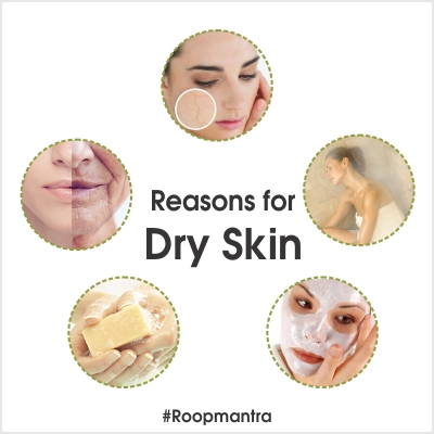Reasons for dry skin