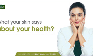 What your skin says about your health?