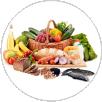 Intake-healthy-diet