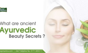 What are ancient ayurvedic beauty secrets?