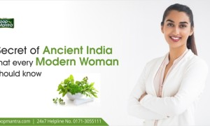 Secret of Ancient India that every modern woman should know