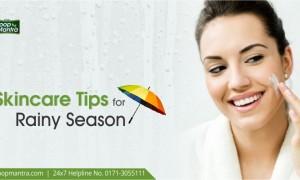 Skincare Tips for Rainy Season