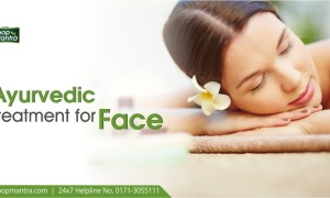 Ayurvedic treatment for Face