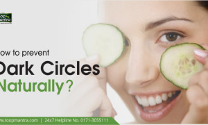 How to prevent dark circles naturally?