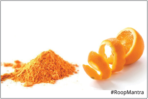 Sandalwood-and-orange-face-pack