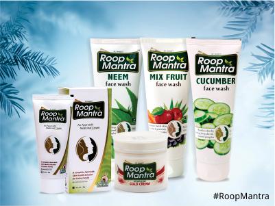 Roop Mantra Skin Care Range