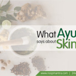What Ayurveda says about skincare