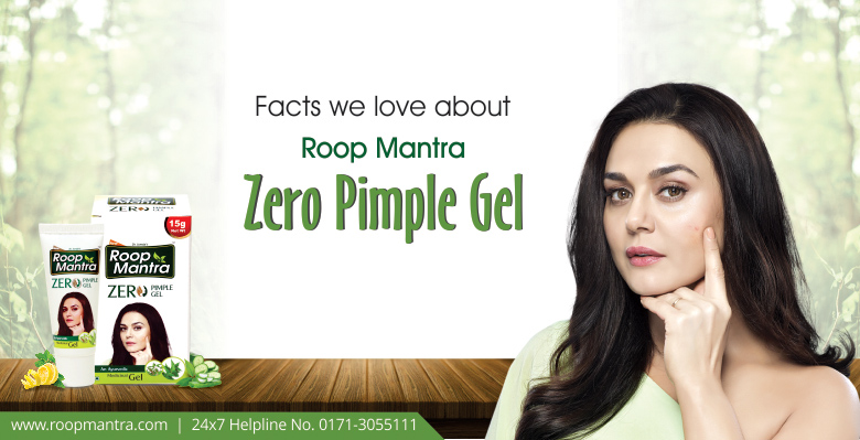 Facts we love about Roop Mantra Zero Pimple Gel