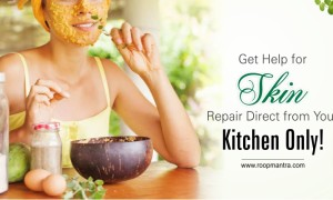 Get Help for Skin Repair Direct from Your Kitchen Only