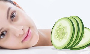 How is cucumber beneficial to make your skin flawless