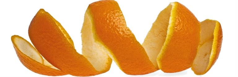Powder-of-orange-peel