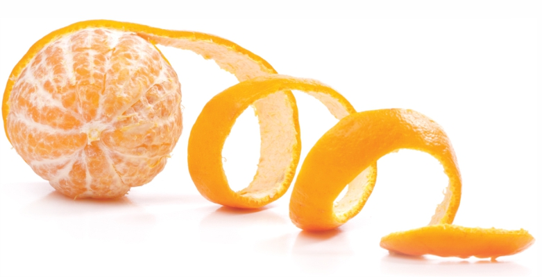 Peel-of-an-Orange-is-helpful-to-Get-Rid-of-Blemishes