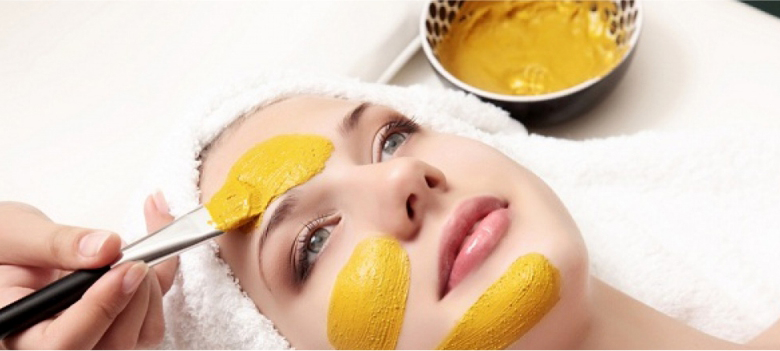 Turmeric-Paste-to-Get-Rid-of-Blackheads
