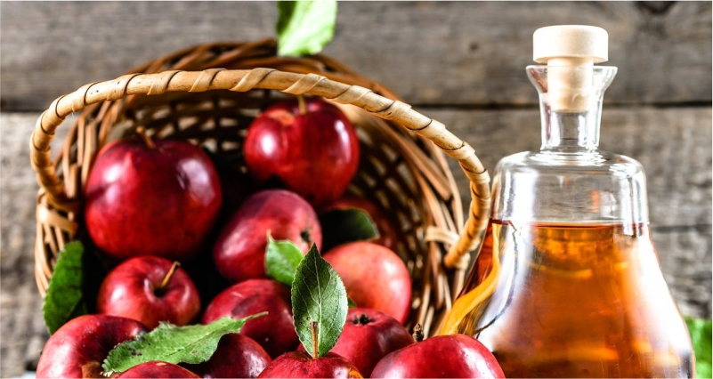 Use-Apple-Cider-Vinegar-to-Get-a-Wrinkle-Free-Skin-Naturally