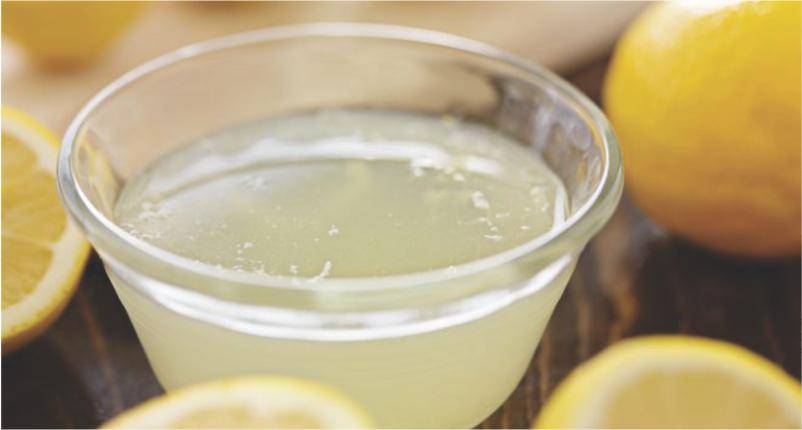 To-control-Oil-Secretion-use-Freshness-of-Lemon