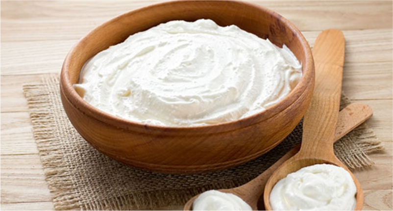Use-Milk-Cream-to-Get-Rid-of-Dry-Skin-this-winter