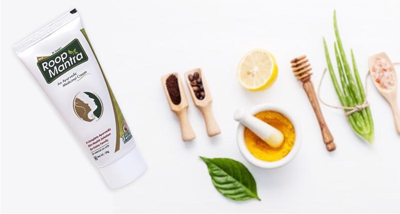 Use-roop-mantra-ayurvedic-cream-to-Take-Care-of-Sensitive-Skin